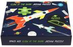 Puzle - Space Age Glow, 100pcs
