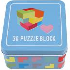 Puzle 3D - Block