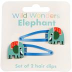 Šnalice - set 2, Wild Wonders, Elephant