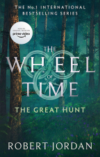 The Wheel of Time: The Great Hunt, Book 2
