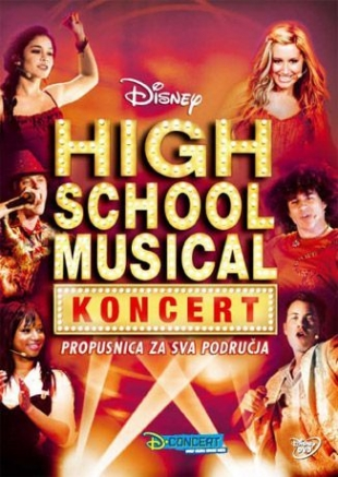 HIGH SCHOOL MUSICAL KONCERT