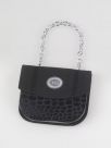 blokcic - handbag notes - black elegant