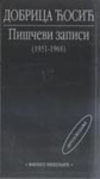 PIŠČEVI ZAPISI 1951-1968