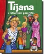 Tijana u lutkarskom pozorištu