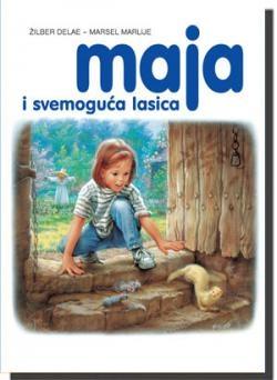 MAJA I SVEMOGUĆA LASICA (latinično izdanje)