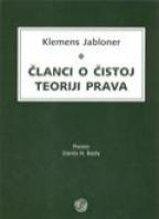 Članci o čistoj teoriji prava