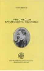 SPISI O GRČKOJ KNJIŽEVNOSTI I FILOZOFIJI