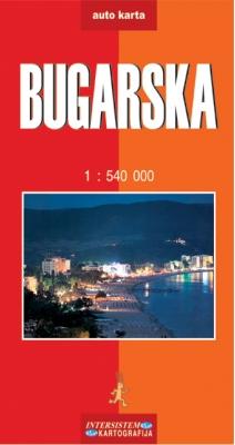 Bugarska Auto Karta Grupa Autora Delfi Knjizare Sve Dobre