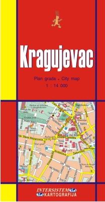 Kragujevac Plan Grada Grupa Autora Delfi Knjizare Sve