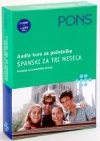 Španski za tri meseca - audio kurs