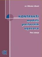 Kontrakti – modeli poslovnih ugovora, 160 modela