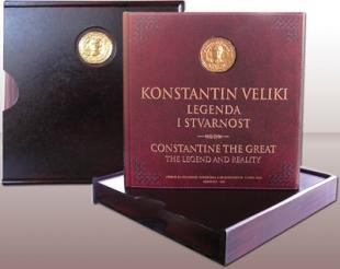 KONSTANTIN VELIKI: LEGENDA I STVARNOST / CONSTANTIN THE GREAT: THE LEGEND AND REALITY