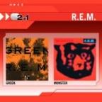 GREEN/MONSTER 2IN1