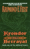 krondor the betreyal