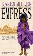 Empress: Godspeaker: Book One