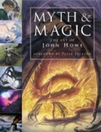MYTH & MAGIC PAINTINGS BY JOHN HOWE
