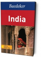 INDIA BAEDEKER GUIDE