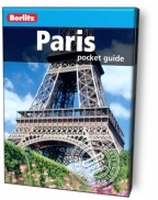 PARIS BERLITZ POCKET GUIDE