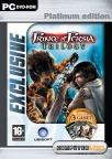 pc prince of persia trilogy sands of time warrior within two thrones