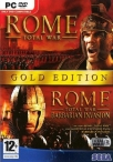 pc rome total war gold edition