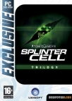 pc splinter cell trilogy splinter cell pandora tomorrow chaos theory