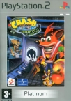 ps2 crash bandicot the wrath of the cortex platinum
