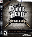 ps3 guitar hero metallica game