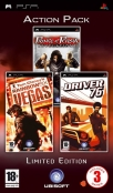 psp action pack prince of persia revelations driver 76 rainbow six vegas
