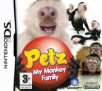 ds petz my monkey family