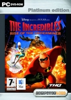pc the incredibles rise of the underminer