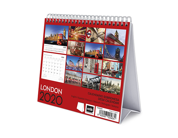laguna kalendar stoni - london 1-1